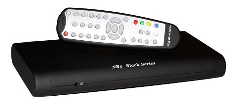 Jacobson´s  Black Series NB5 DVB-T FTA
