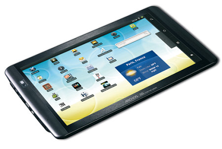 Archos 101 Internet Tablet 8GB