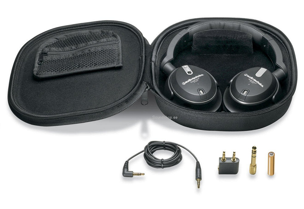 Audio-Technica ATH-ANC7B QuietPoint pilt 3