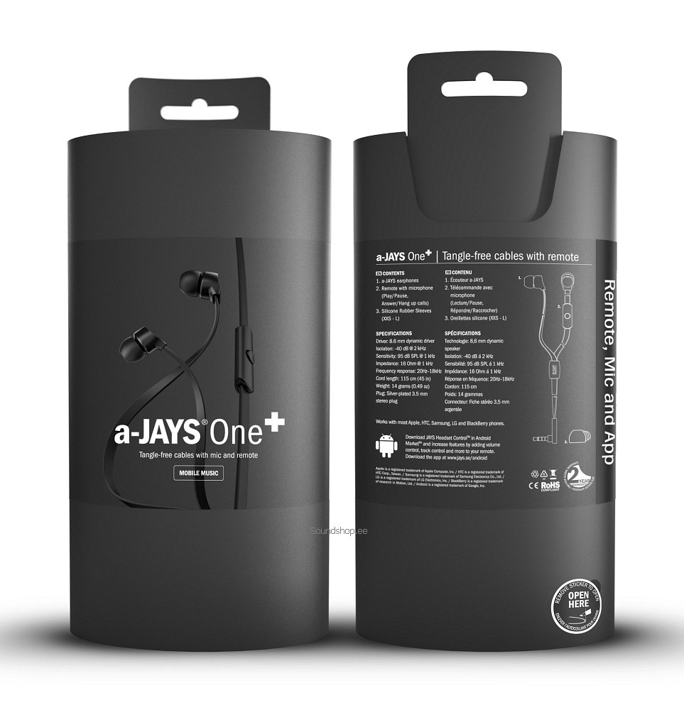 Jays a-Jays ONE+ pilt 1