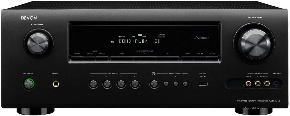 Boston Acoustics SoundWareXS 2.1 + Denon AVR-1912 pilt 0