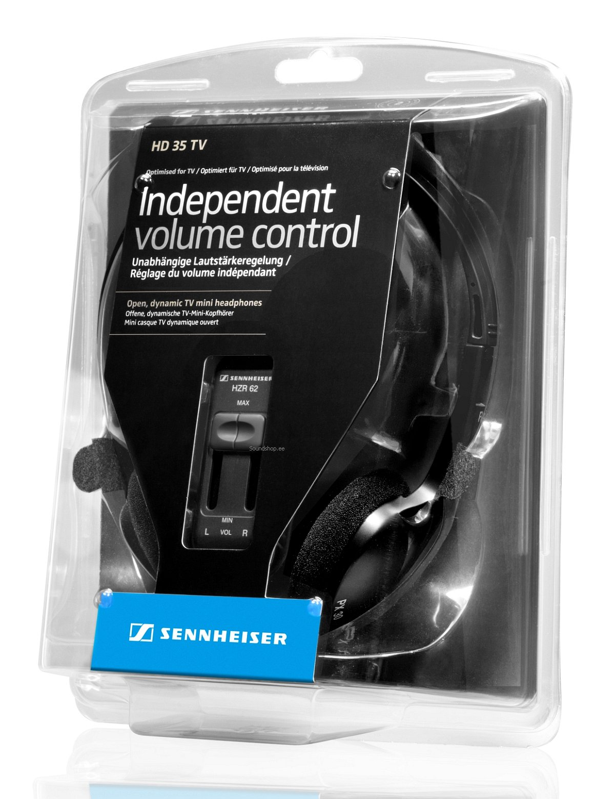 Sennheiser HD 35 TV pilt 3