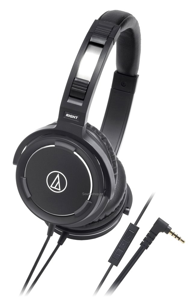 Audio-Technica ATH-WS55i Solid Bass pilt 0