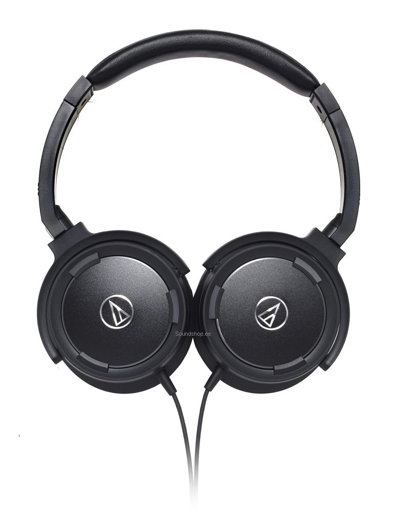 Audio-Technica ATH-WS55i Solid Bass pilt 2