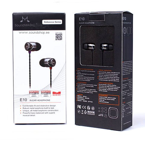 SoundMAGIC E10 pilt 4