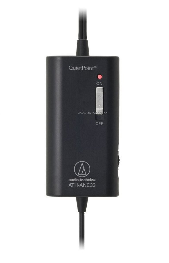 Audio-Technica ATH-ANC33iS QuietPoint pilt 2