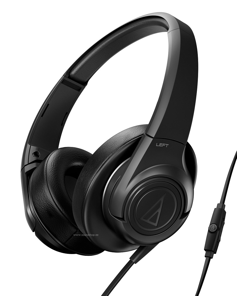 Audio-Technica ATH-AX3iS SonicFuel pilt 0