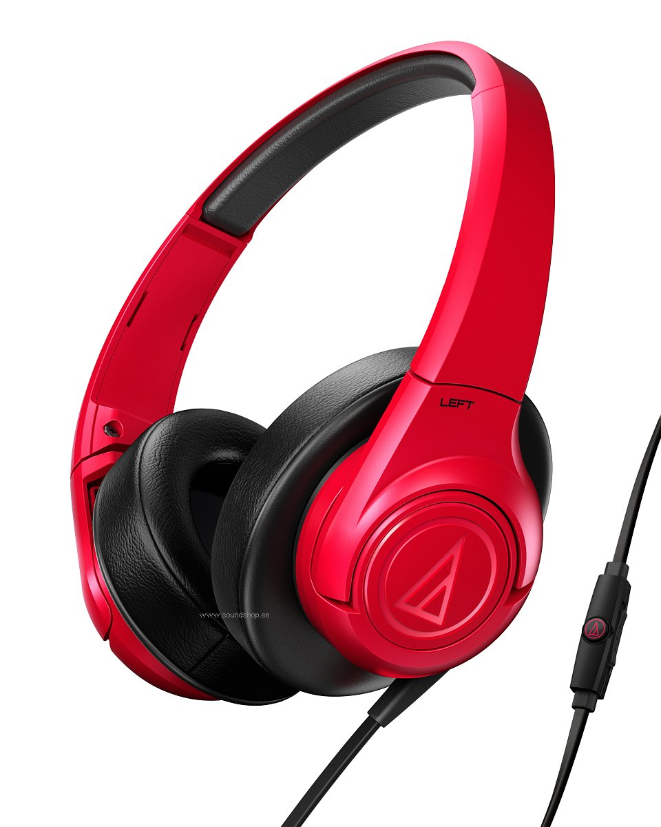 Audio-Technica ATH-AX3iS SonicFuel pilt 2