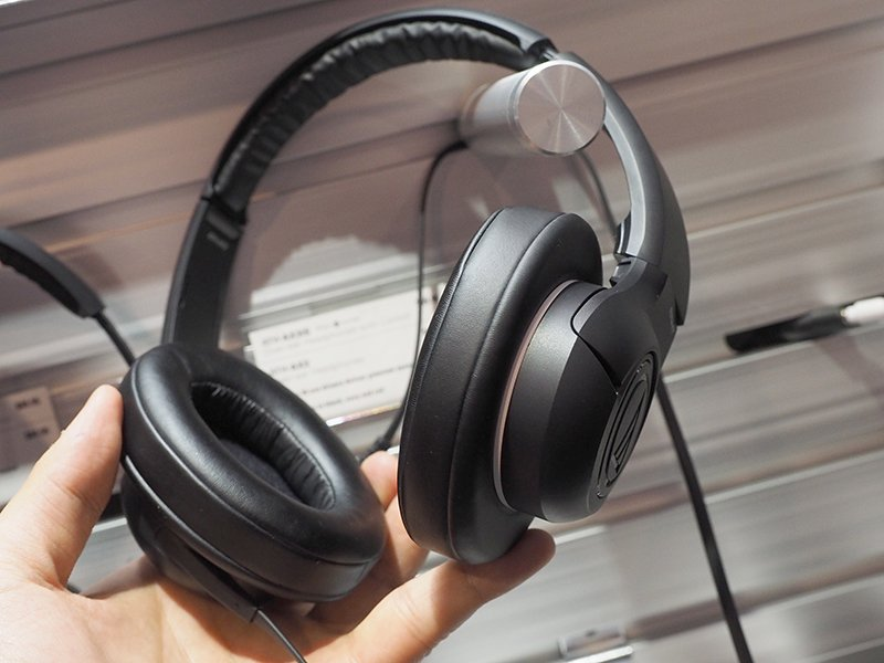 Audio-Technica ATH-AX3iS SonicFuel pilt 3