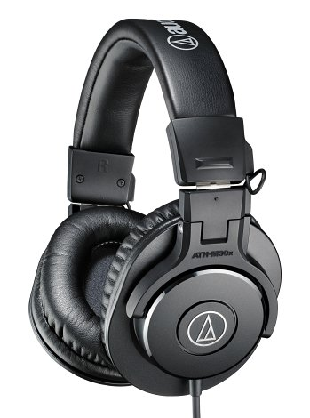 Audio-Technica ATH-M30X soodushind −15%