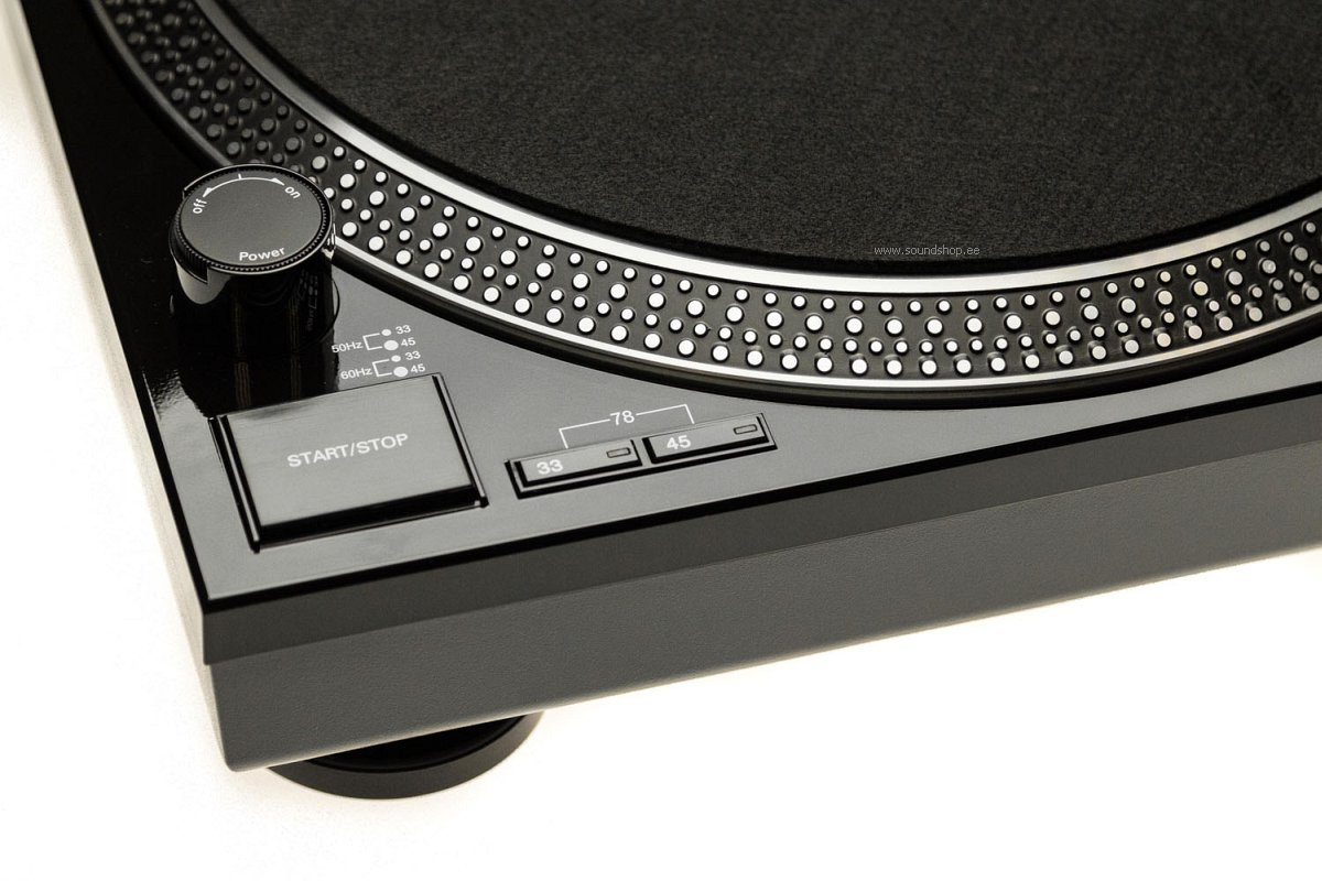 Audio-Technica AT-LP120USBHC BLACK pilt 2