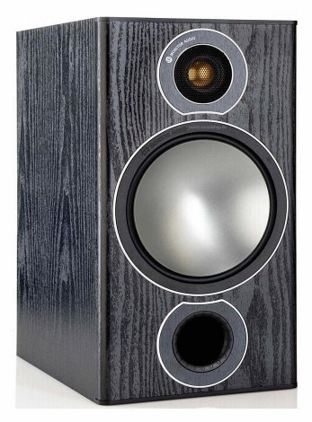 Koht nr. 3 - Monitor Audio Bronze 2