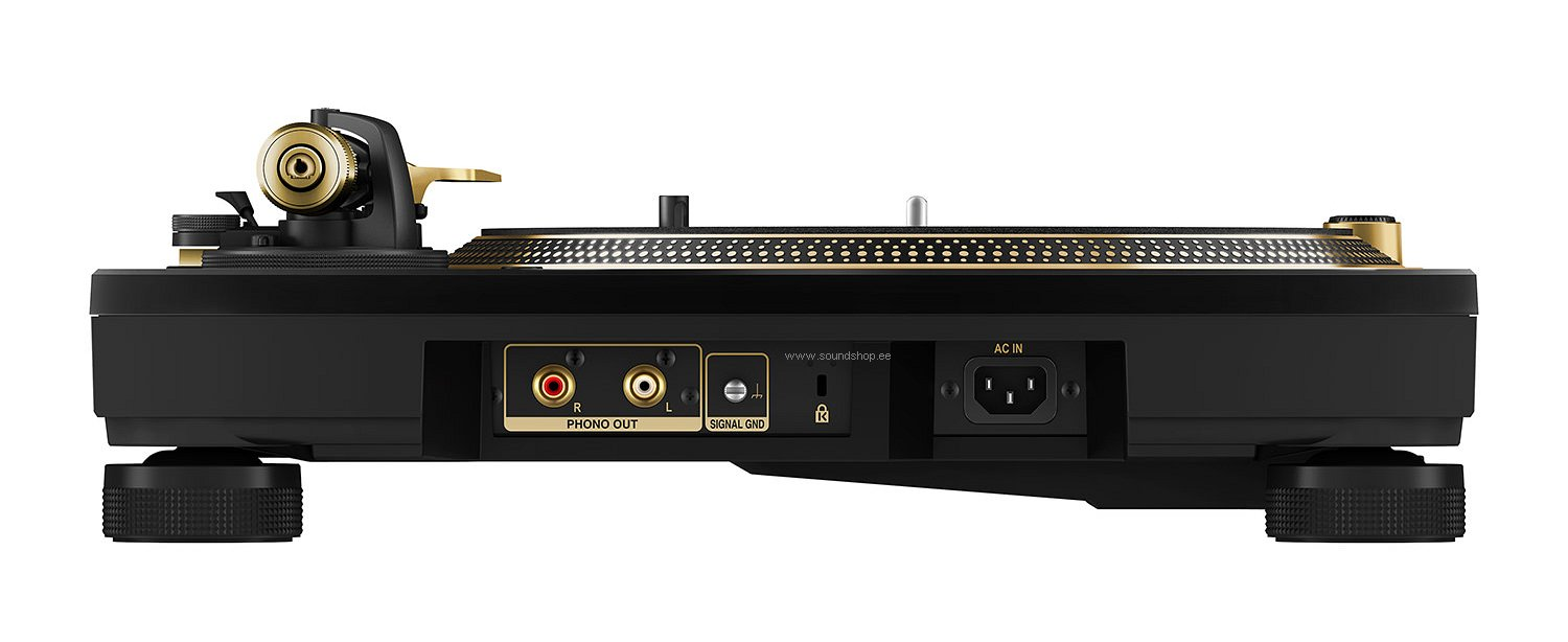 Pioneer PLX-1000 Gold (Limited Edition) pilt 2