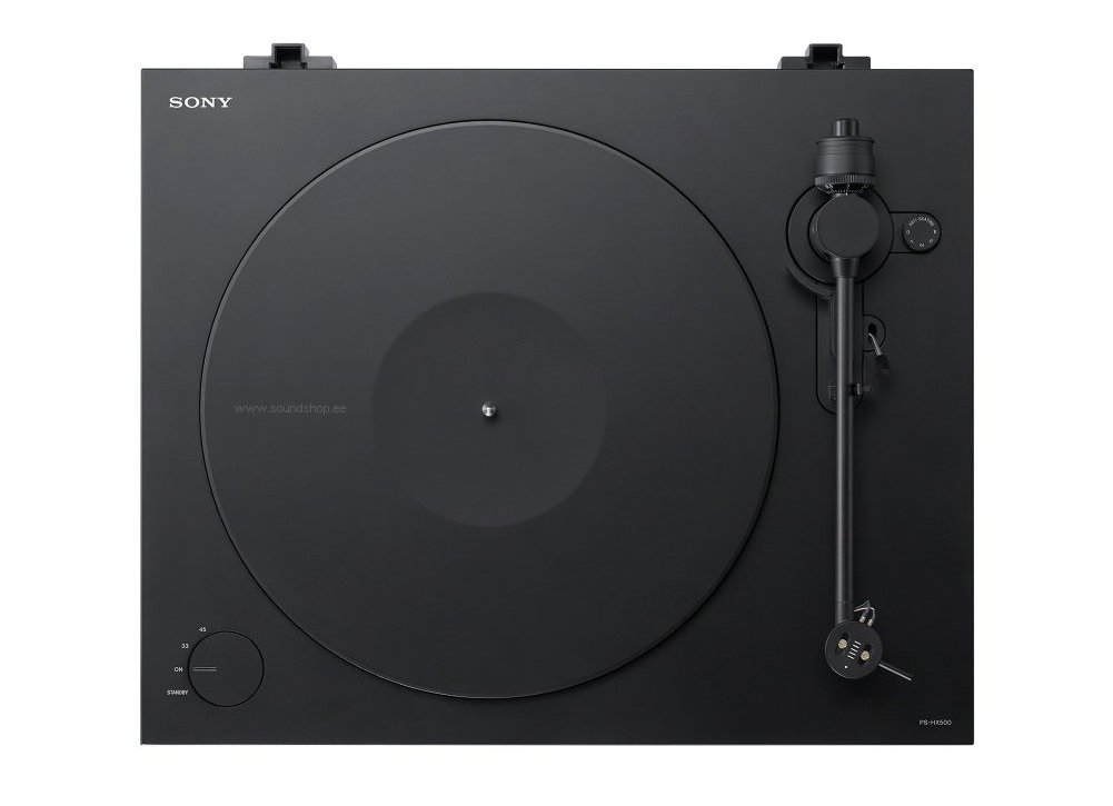 Sony PS-HX500 pilt 1