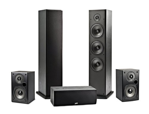 Polk Audio T-Series 5.0 soodushind −14%