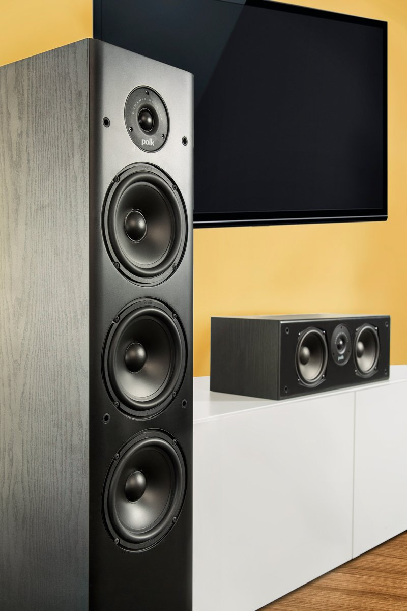 Polk Audio T-Series 5.0 pilt 8