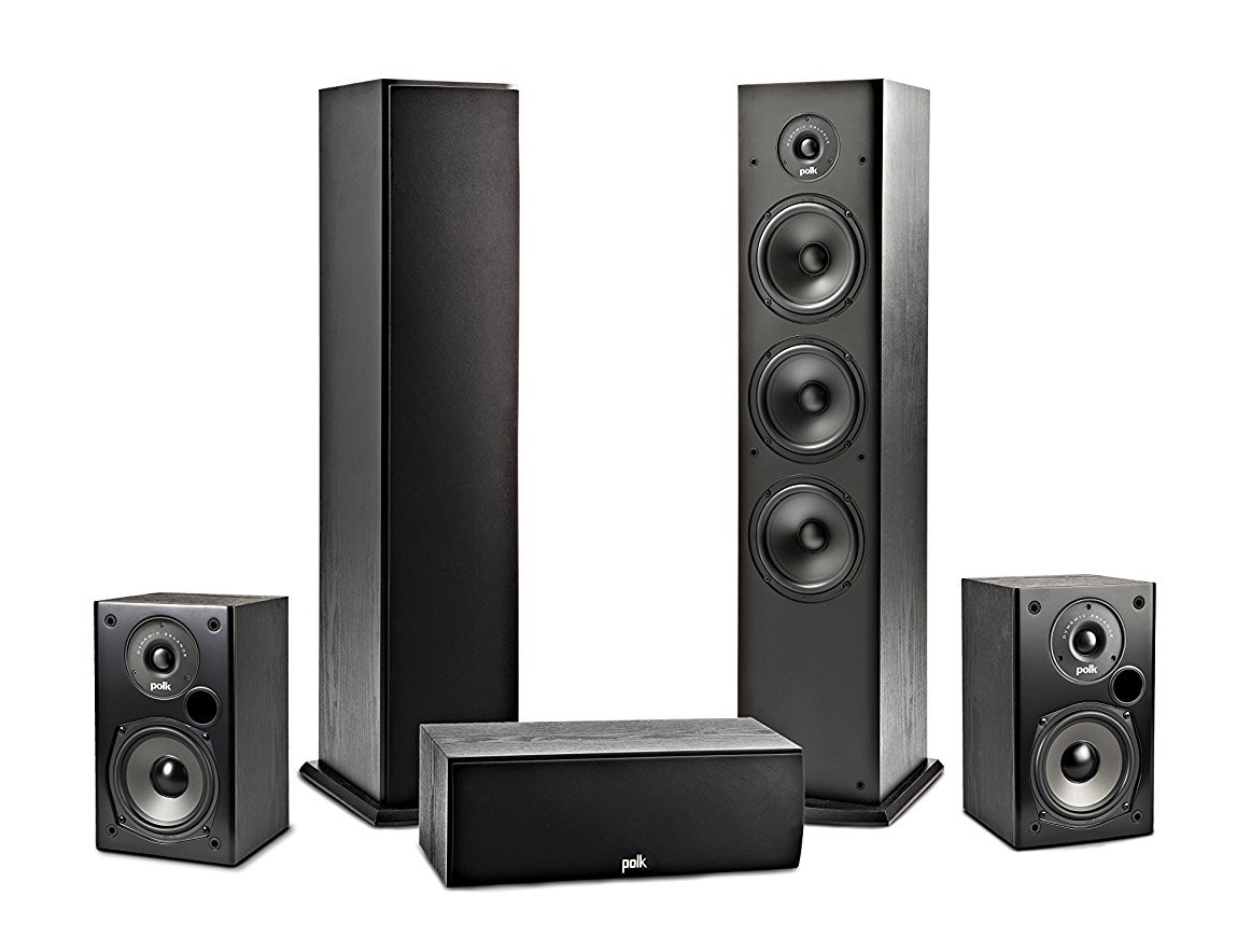 Polk Audio T-Series 5.0 pilt 6