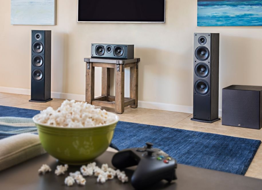 Polk Audio T-Series 5.0 pilt 7