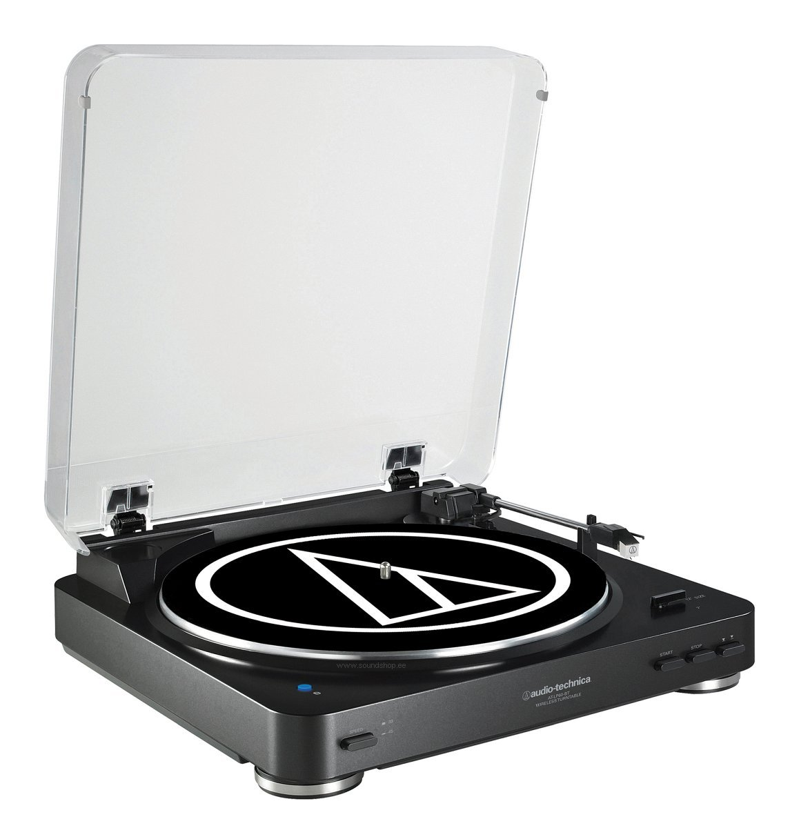Audio-Technica AT-LP60SPBT + Bluetooth kõlar pilt 5