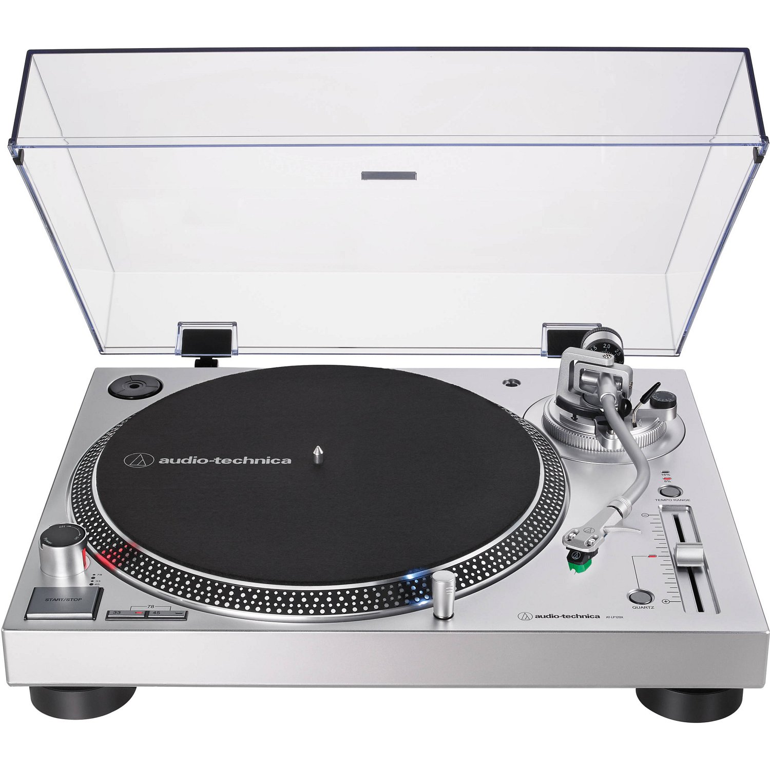 Audio-Technica AT-LP120XUSB-SV (SILVER) pilt 2