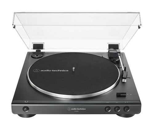 Koht nr. 4 - Audio-Technica AT-LP60X