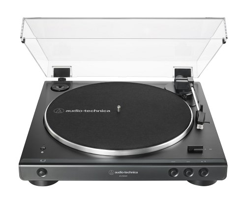 Koht nr. 4 - Audio-Technica AT-LP60XBT Bluetooth