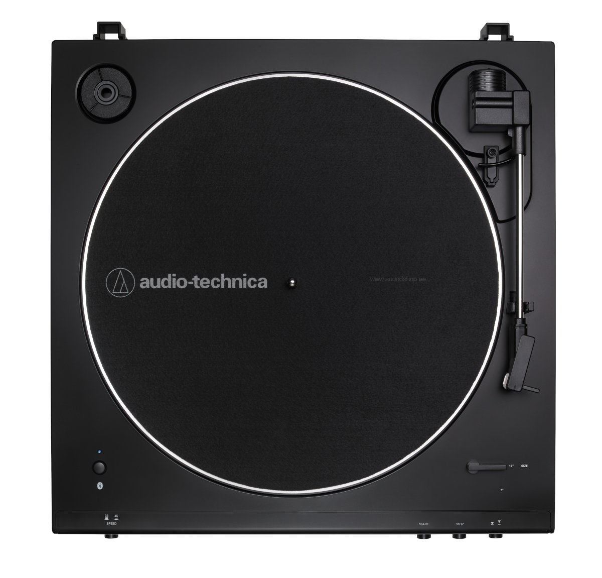 Audio-Technica AT-LP60XBT Bluetooth pilt 4