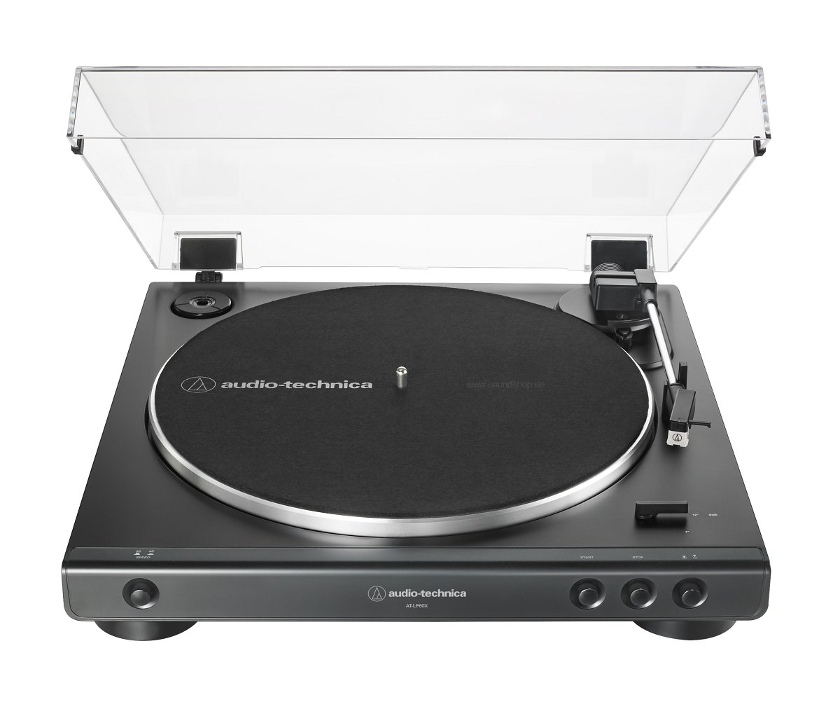 Audio-Technica AT-LP60XUSB pilt 0