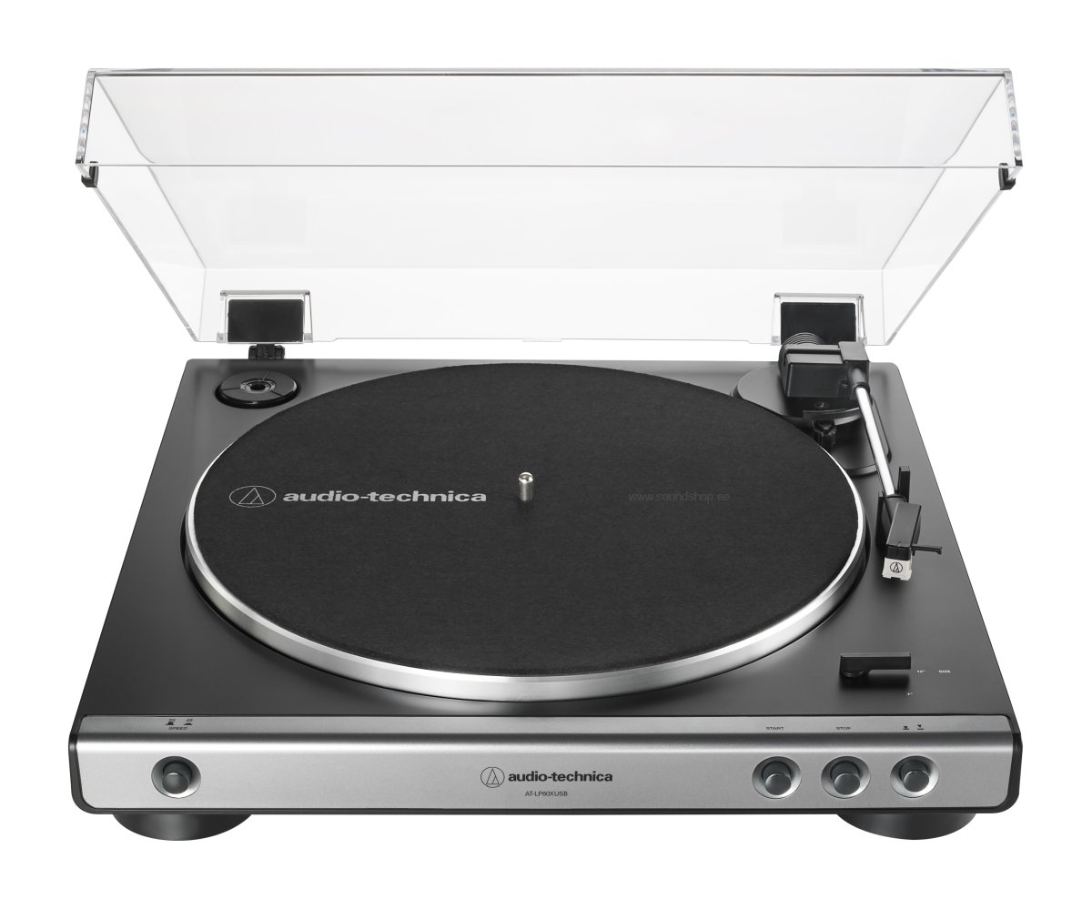 Audio-Technica AT-LP60XUSB pilt 1