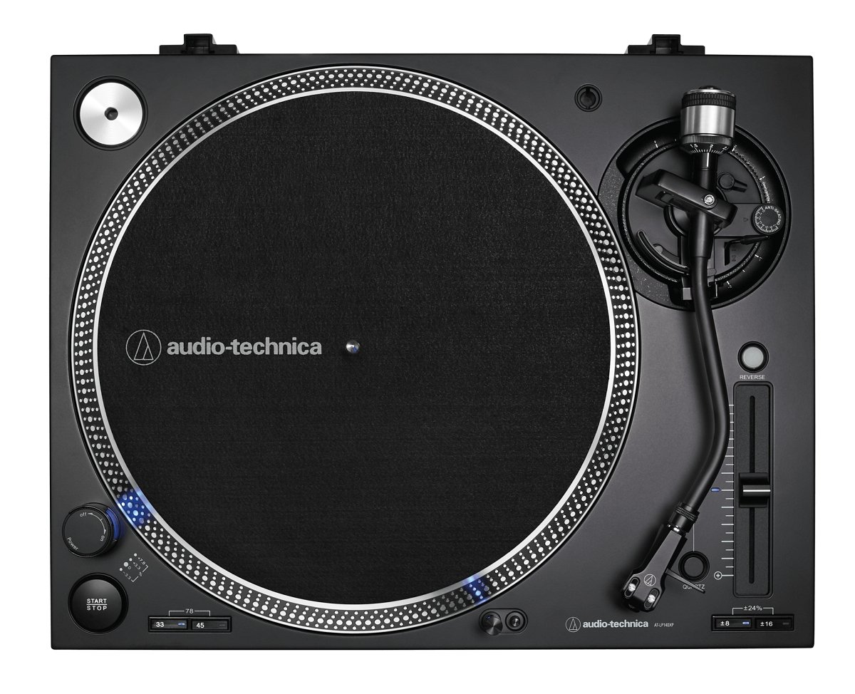 Audio-Technica AT-LP140XP (BLACK) pilt 2