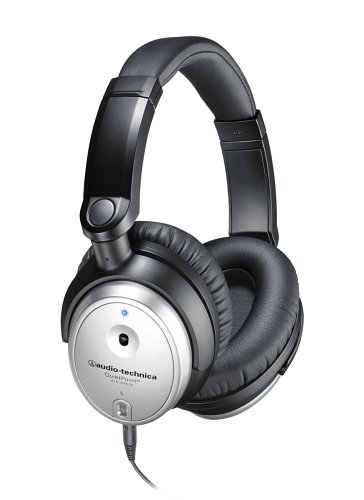 UUS: Audio-Technica ATH-ANC7B-SViS QuietPoint