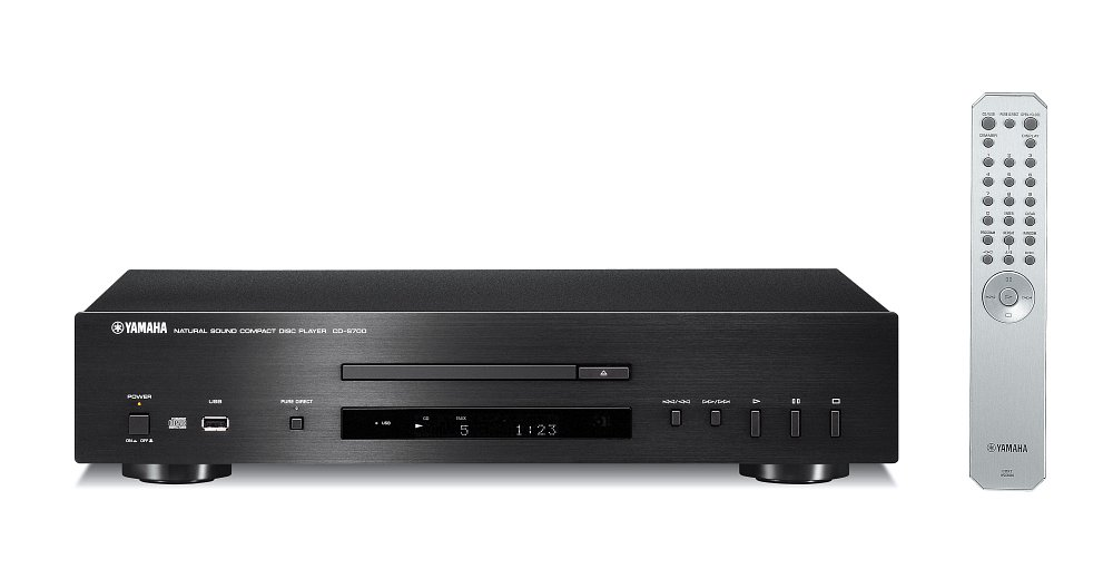 Yamaha CD-S700 (CDS-700) pilt 0