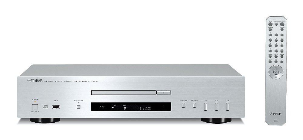 Yamaha CD-S700 (CDS-700) pilt 2
