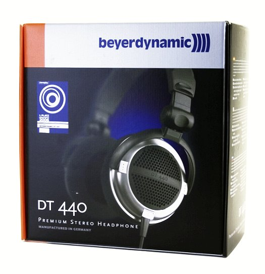 Beyerdynamic DT-440 Edition (open) pilt 1